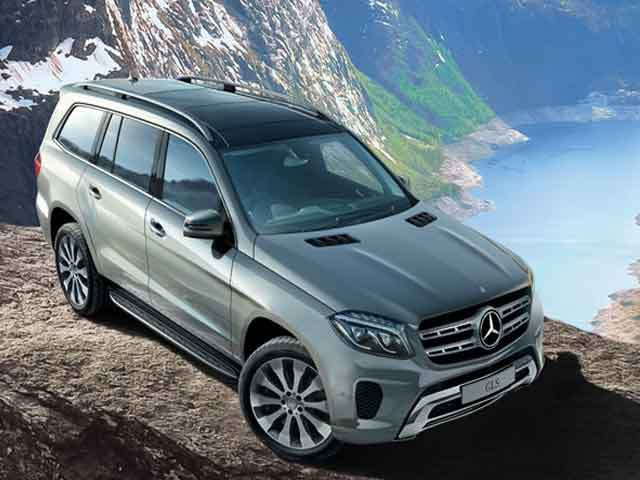 Mercedes-Benz GLS (Courtesy: Mercedes-Benz)