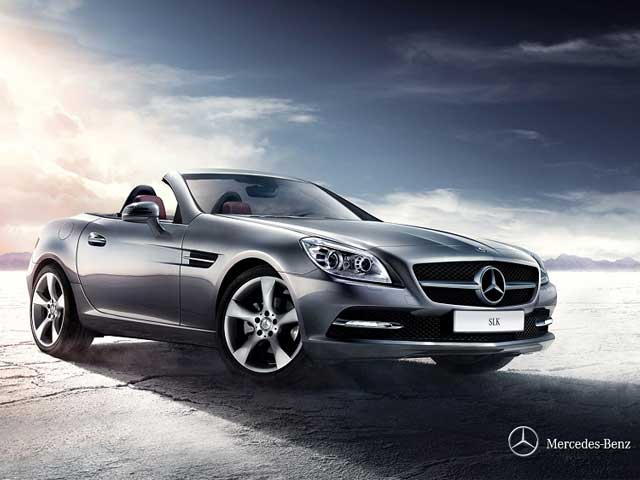 Mercedes-Benz nomenclature: Mercedes-Benz SLK