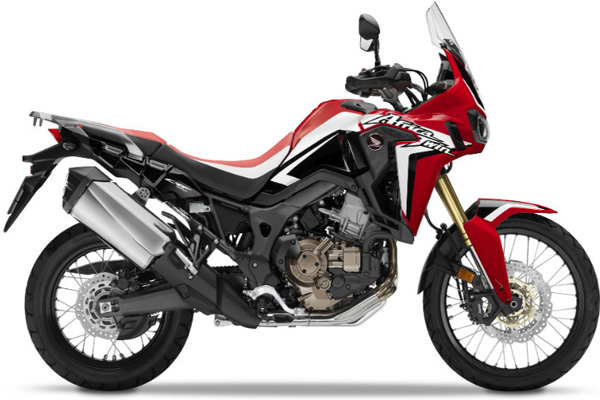 Adventure Tourer: Honda Africa Twin (Photo: Honda)