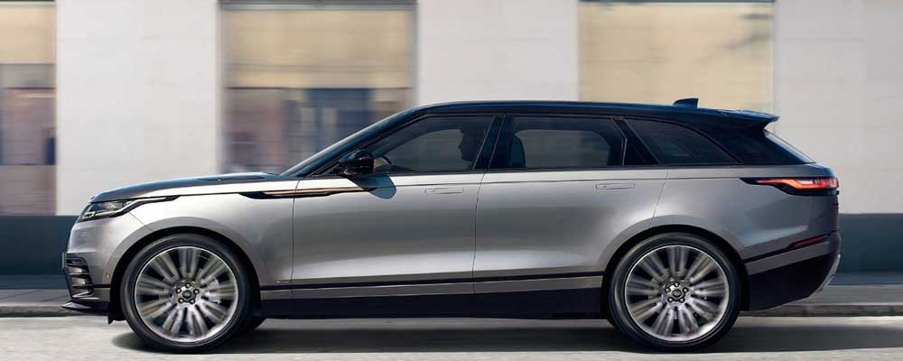 Range rover Velar Side View