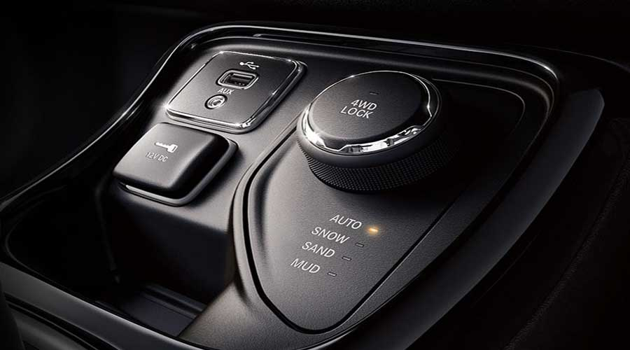 Jeep Compass Active Drive