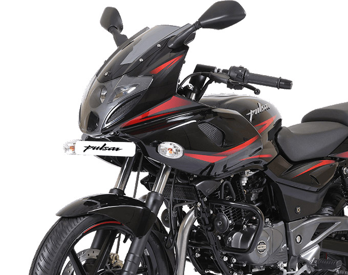Bajaj Pulsar 220F Black Pack Edition