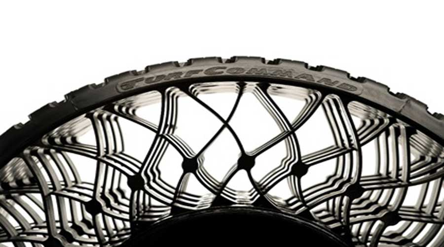 Goodyear Airless Tyre Is Here And We Found It Really