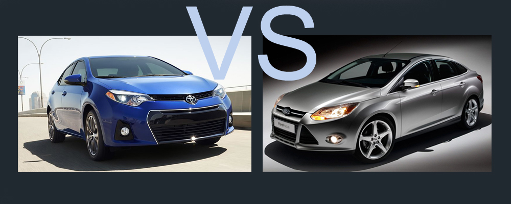 World's Best Selling Car: toyota corolla vs Ford focus
