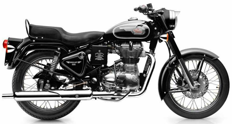 Royal Enfield Bullet 500 (Courtesy: Royal Enfield)