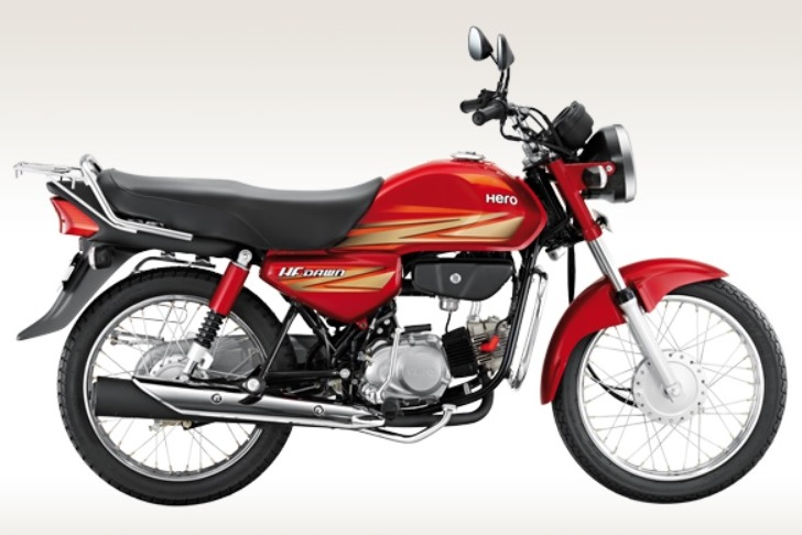 Commuter bike Hero-HF-Dawn (Courtesy: Hero Motocorp)