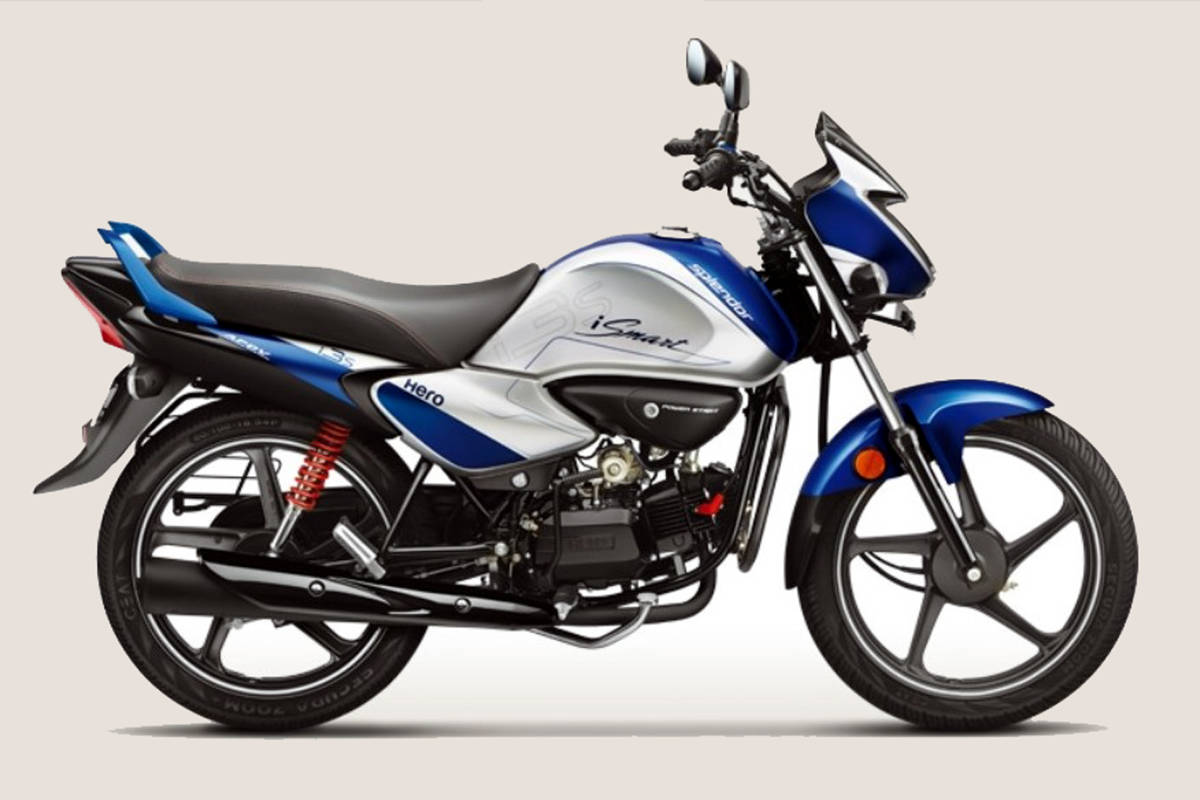 Hero Spledor iSmart (Photo Courtesy: Hero MotoCorp)