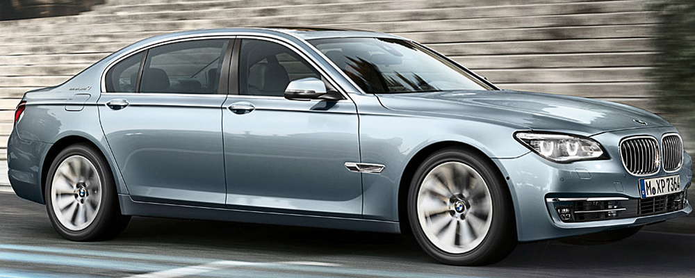 BMW ActiveHybrid 7 (Photo courtesy: BMW)