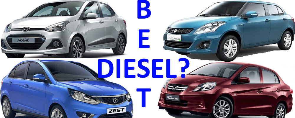 Best Diesel Car in Sub-4 Meter