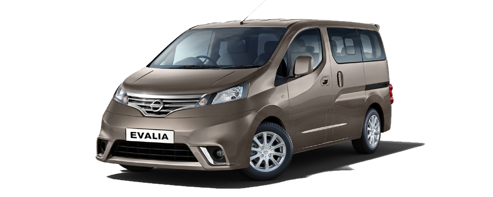 Nissan Evalia SV (Photo Courtesy: Nissan)