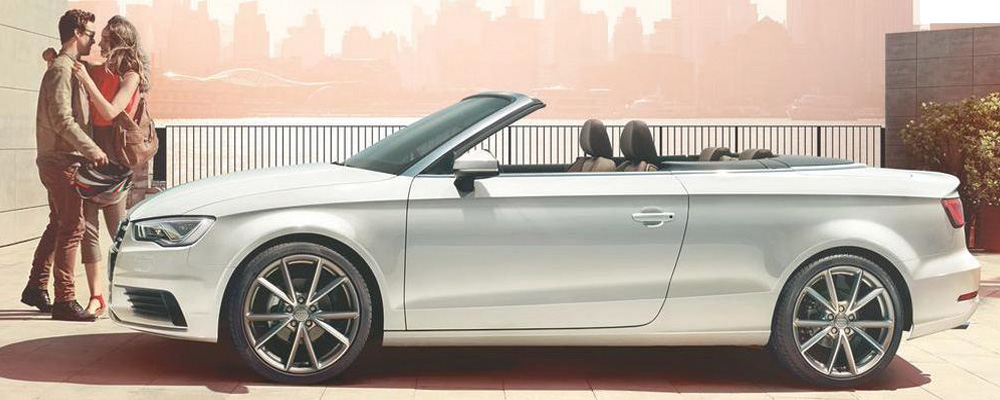 Audi A3 Cabriolet (Photo Courtesy: Audi)