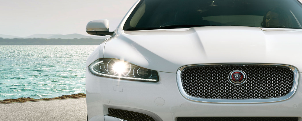 Jaguar XF Executive (Photo: JLR)