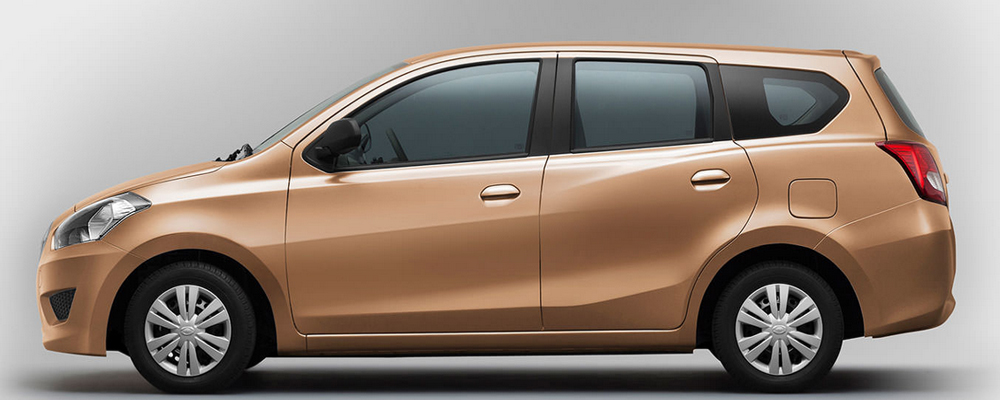 Datsun GO+ (Courtesy: Nissan)