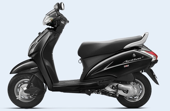 Honda Activa 3G Scooter (Courtesy: Honda)