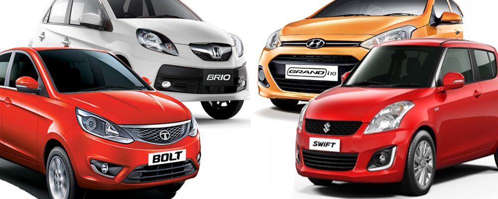 Tata Bolt vs the Rest Petrol