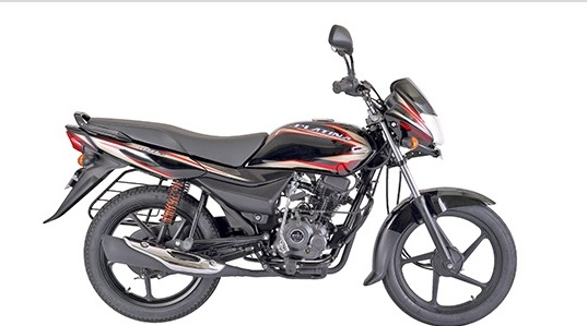 Commuter bike Bajaj Platina 100 ES (Courtesy: Bajaj Auto)