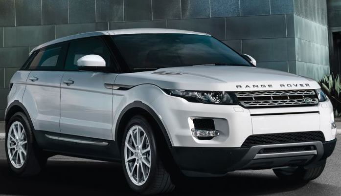Range Rover Evoque Is Now Made In India To Cost Less