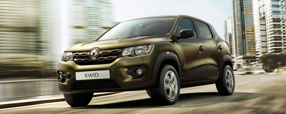 Renault Kwid (Images Courtesy: Renault)