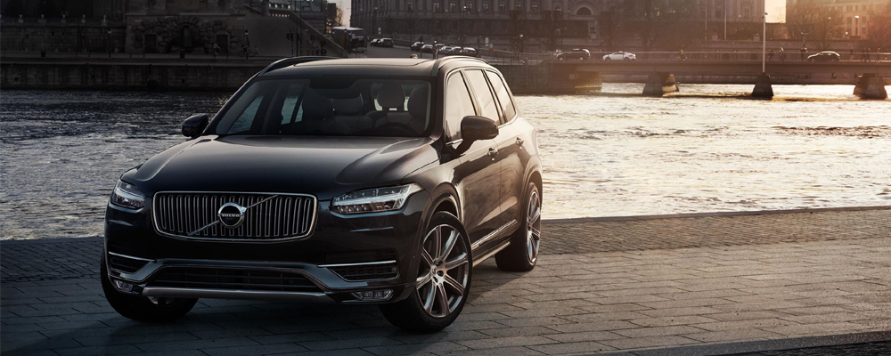 All New Volvo XC90 2015
