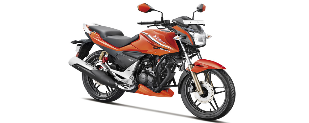 Hero Xtreme Sports (Image Courtesy: Hero MotoCorp)