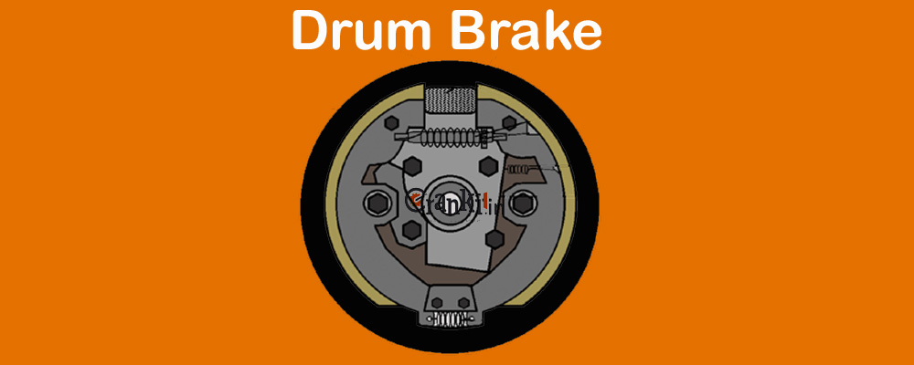 Drum Brake diagram
