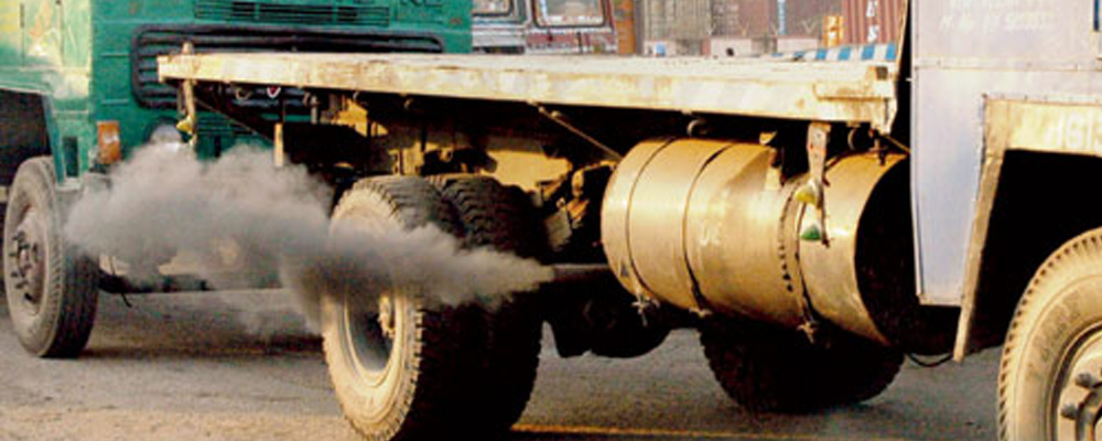 Vehicle Emission (Image courtesy: Midday)