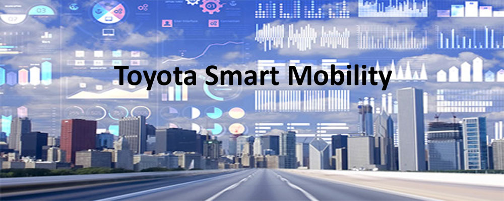 Toyota smart mobility