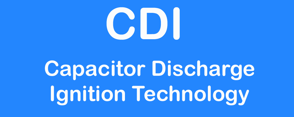 CDI technology in bikes
