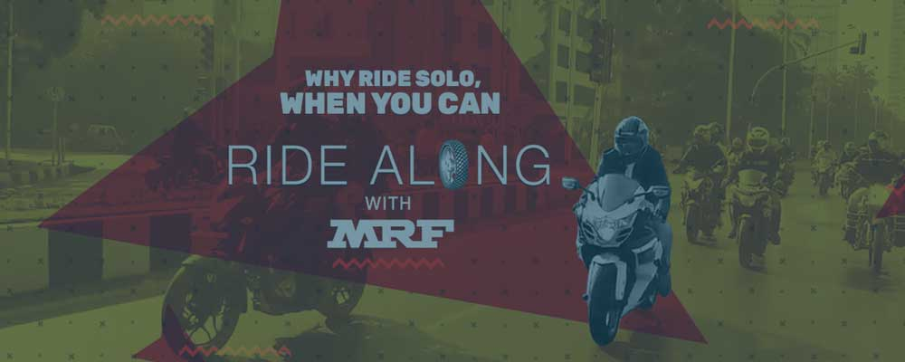 MRF Biking Community (Image courtesy: MRF)