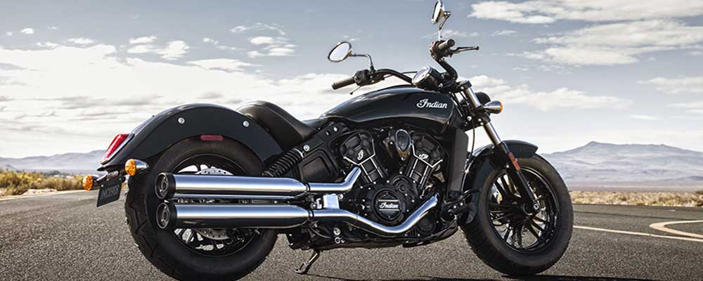 Indian Scout Sixty (Image courtesy: Indian Motorcycles)