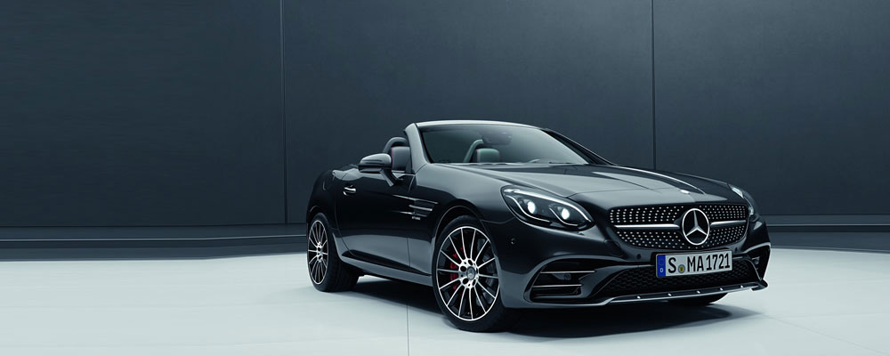 Mercedes AMG SLC43 (Photo Courtesy: Mercedes Benz)