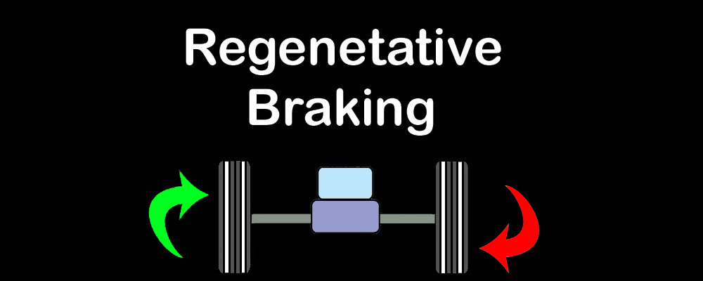 What Is Regenerative Braking In Cars How Does It Work