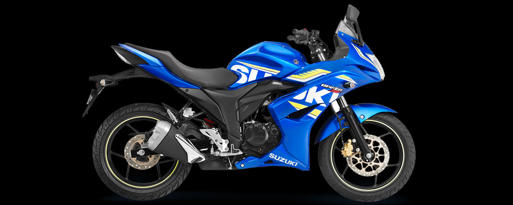 Suzuki Gixxer SF FI (Photo Courtesy: Suzuki)