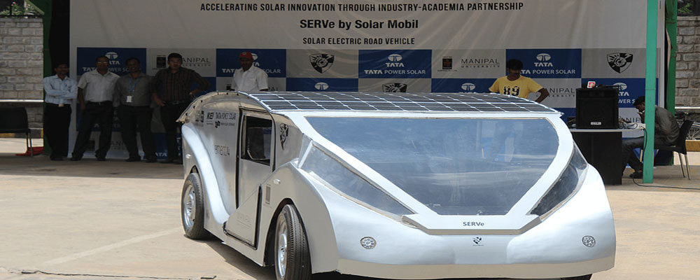 solarmobil solar car project
