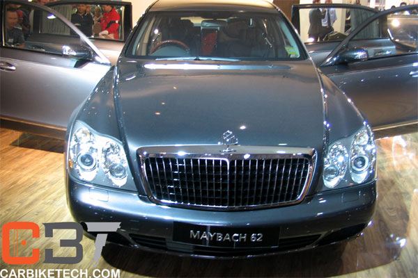 Mercedes Benz Maybach 62