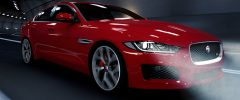 Jaguar XE Diesel (Photo: JLR)