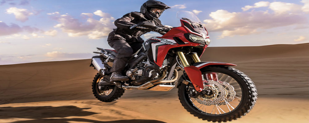 Adventure Tourer: Honda Africa Twin (Image Courtesy: Honda)