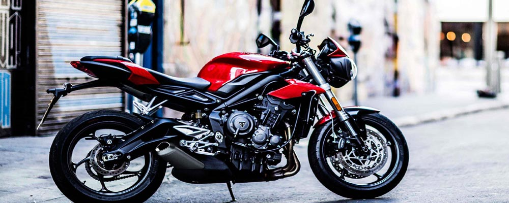 Triumph Launches 2017 Triumph Street Triple S In India At Rs 850