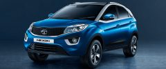 Tata Nexon (Image Courtesy: Tata Motors)
