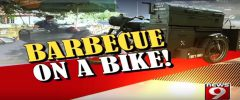 BBQ Ride (Image Credit: News9/youtube)