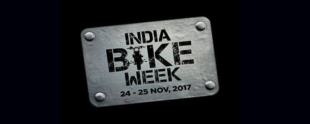 2017 India Bike Week (Courtesy: India Bike Week)
