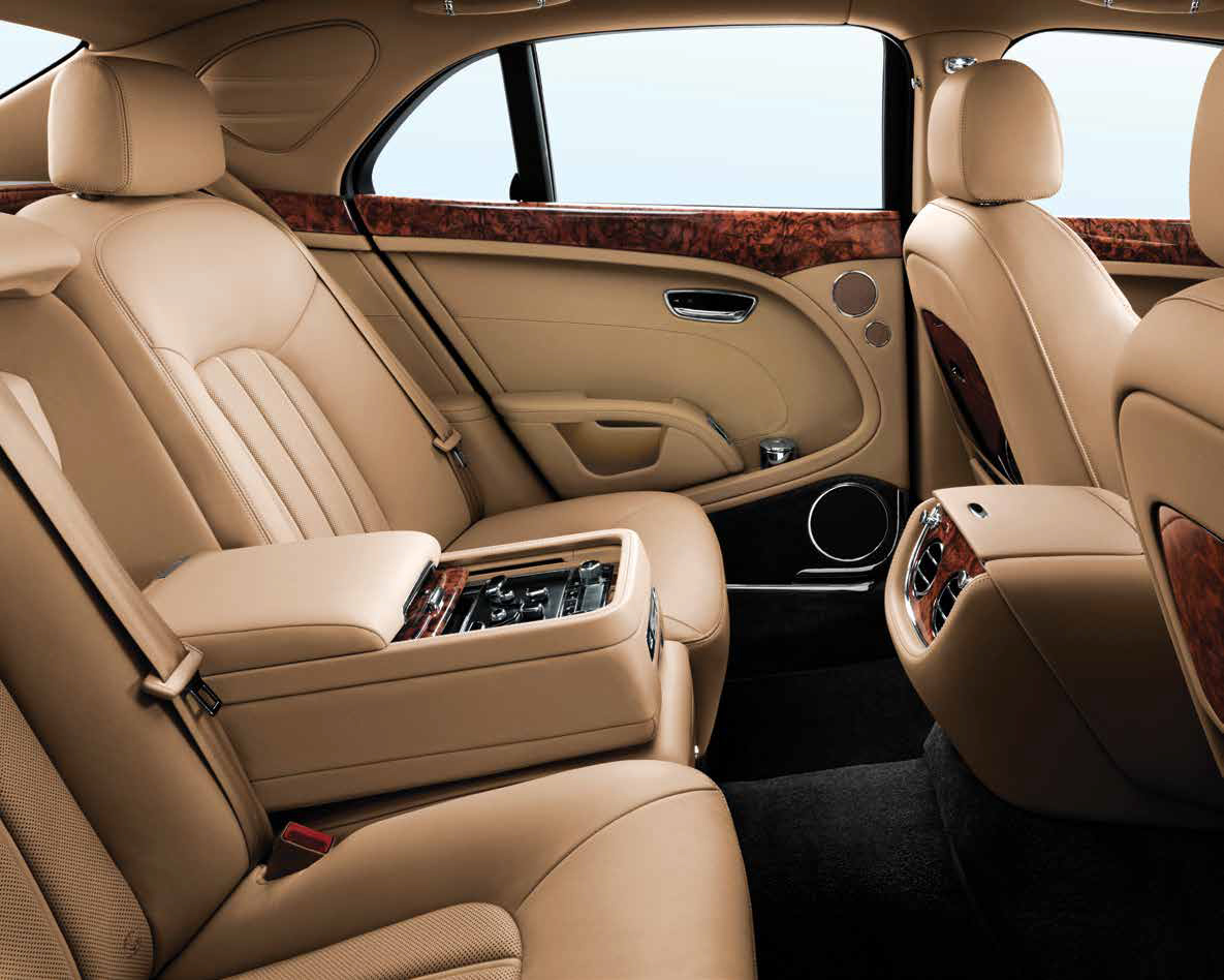 Climate Control in Luxury cars