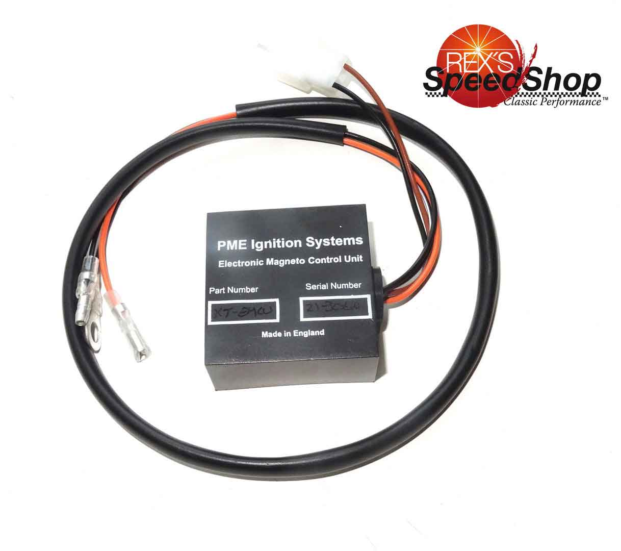 Electronic Ignition coil (courtesy: SpeedShop)