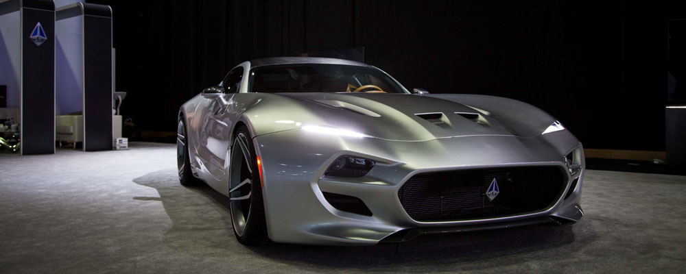VLF Force 1 V 10 By VLF Automotive