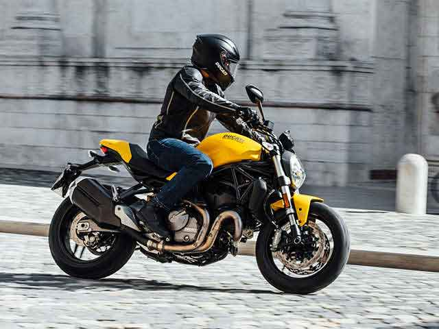 Ducati Monster 821 (Image Courtesy: Ducati)