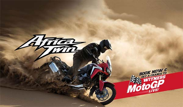 2018 Honda Africa Twin Adventure Tourer (Courtesy: Honda)