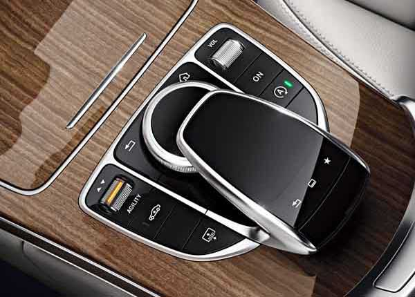 Agility Select switch by Mercedes-Benz C Class