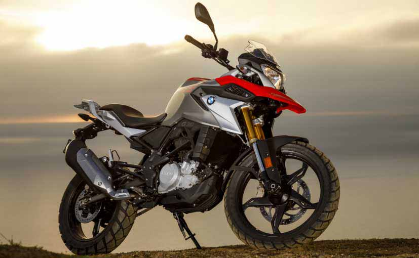 Bmw 310gs Launched In India With A Price Tag Of Rs 3 49