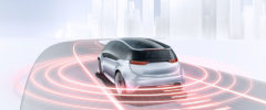 Bosch automated mobility self driving cars