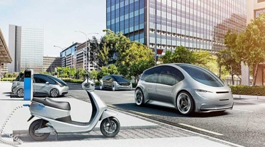 Bosch electrified mobility in future
